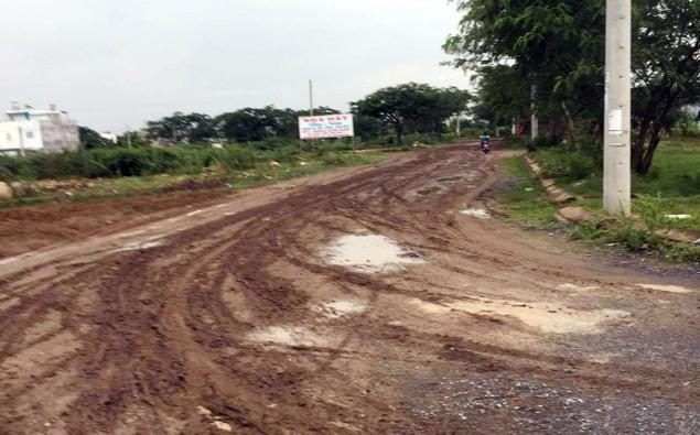 Bình Dương: Chủ đầu tư phớt lờ việc hoàn thiện hạ tầng Khu dân cư Vĩnh Phú II? - ảnh 1