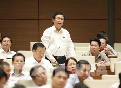 Kỳ họp thứ 3, Quốc hội khóa XIV: Thẳng thắn, xây dựng, đi đến tận cùng của vấn đề chất vấn - ảnh 2