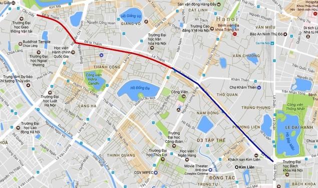 Toàn cảnh tuyến đường sắp mở rộng giá 3,5 tỷ đồng mỗi mét - ảnh 17
