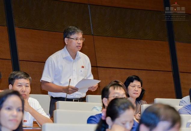 Quốc hội thảo luận về dự thảo Luật Thủy sản (sửa đổi) - ảnh 1