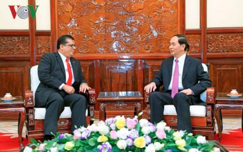 Đại sứ Tây Ban Nha, Yemen trình Quốc thư - ảnh 1