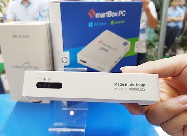 """VNPT Technology ra mắt điện thoại """"Made in Vietnam"""" Vivas Lotus S3 LTE và SmartBox PC - ảnh 2"""