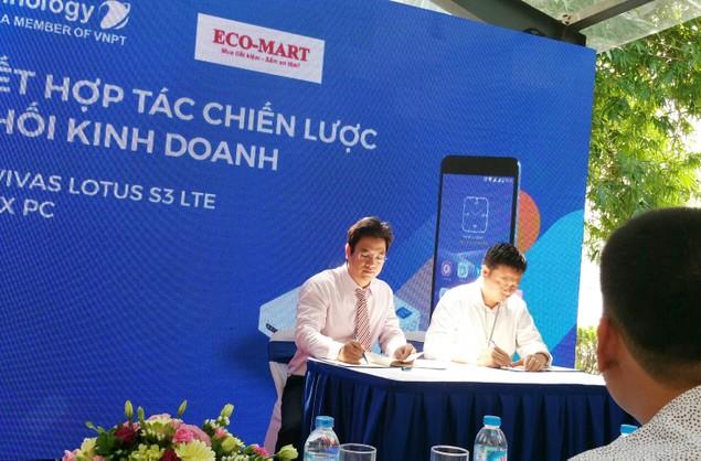 """VNPT Technology ra mắt điện thoại """"Made in Vietnam"""" Vivas Lotus S3 LTE và SmartBox PC - ảnh 3"""