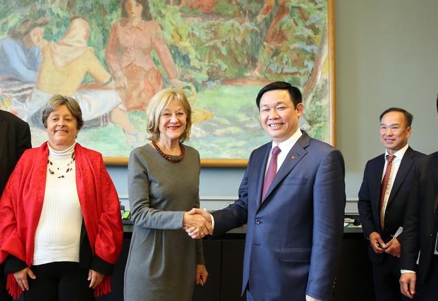 Việt Nam là đối tác hàng đầu của Thuỵ Sỹ trong ASEAN - ảnh 2