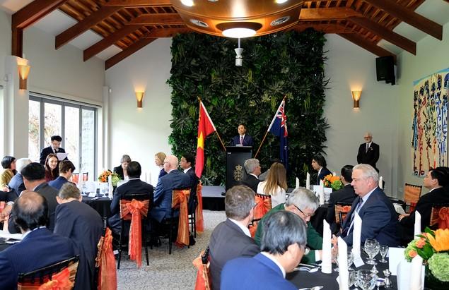 Thủ tướng dẫn ngạn ngữ Maori nói về quan hệ Việt Nam-New Zealand - ảnh 1