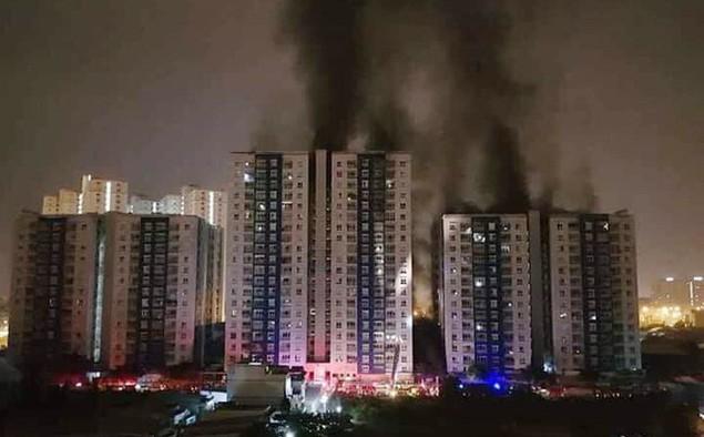 """Ông Nguyễn Duy Thành: """"Trên 50% chung cư ở TP.HCM có nguy cơ hỏa hoạn"""" - ảnh 2"""