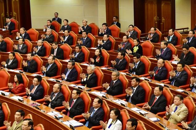 Đề cử nhân sự Bộ Chính trị, Ban Bí thư, Ủy ban Kiểm tra Trung ương - ảnh 1