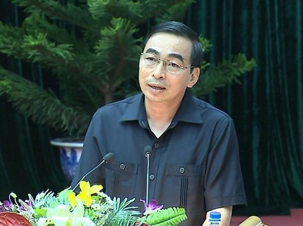 Chân dung 63 Chủ tịch UBND tỉnh, thành phố hiện nay - ảnh 39