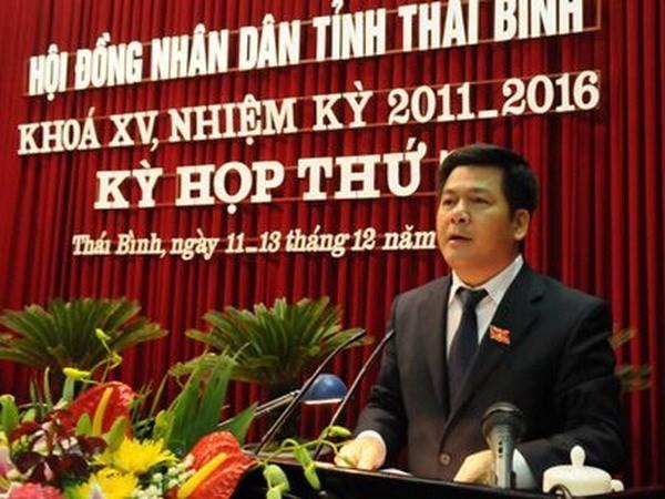 Chân dung 63 Chủ tịch UBND tỉnh, thành phố hiện nay - ảnh 10
