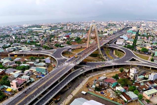 Những công trình giao thông ấn tượng năm 2015 - ảnh 4