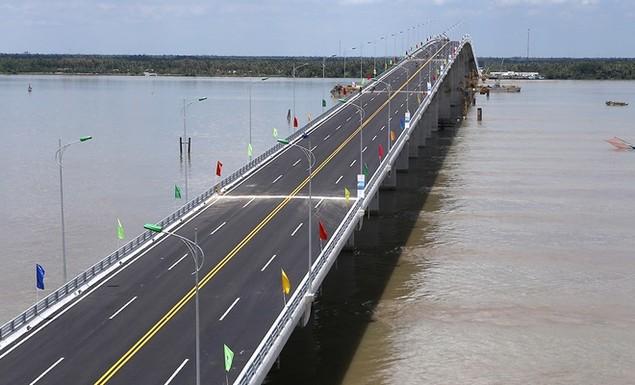 Những công trình giao thông ấn tượng năm 2015 - ảnh 5