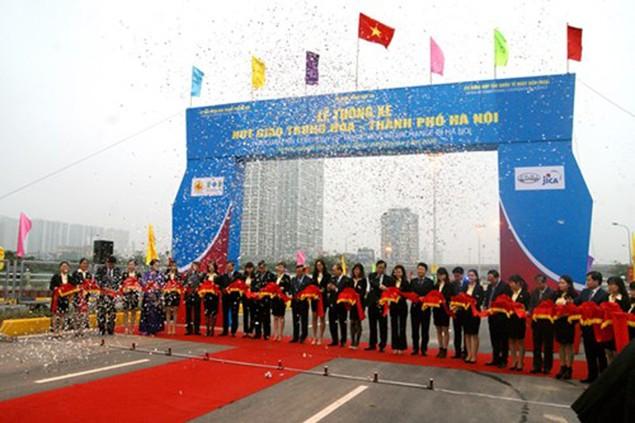Hai hầm chui nghìn tỷ ở Hà Nội trong ngày thông xe - ảnh 2