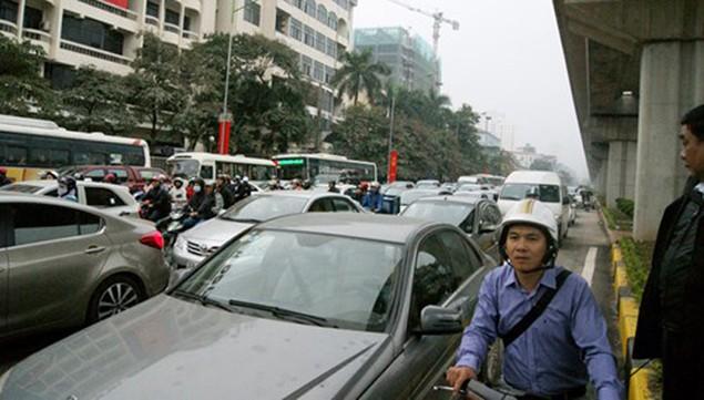 Hai hầm chui nghìn tỷ ở Hà Nội trong ngày thông xe - ảnh 6