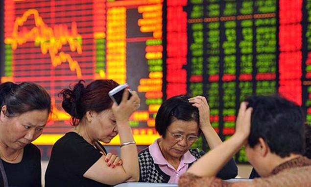 Thị trường tài chính toàn cầu đứng trước cuộc khủng hoảng mới - ảnh 1