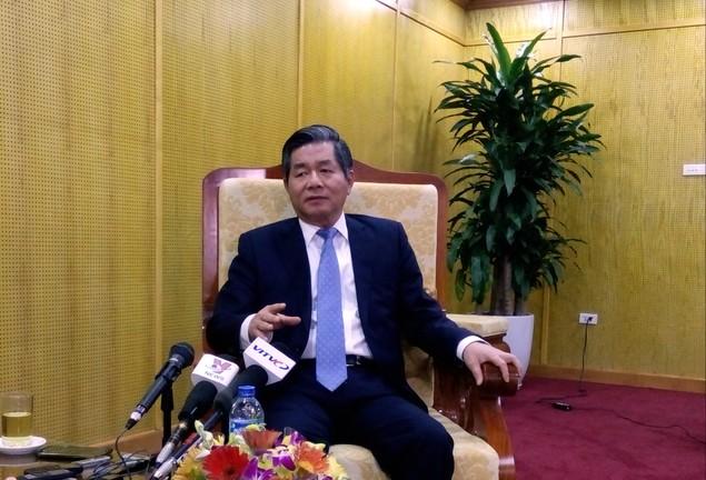 """Bộ trưởng Bùi Quang Vinh: """"Về hưu tôi sẽ đi làm ruộng"""" - ảnh 1"""