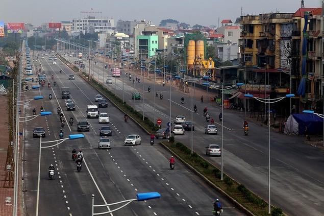 Đường vành đai 2 Nhật Tân - Cầu Giấy thông xe - ảnh 2