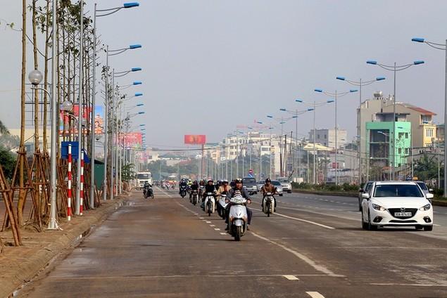 Đường vành đai 2 Nhật Tân - Cầu Giấy thông xe - ảnh 8