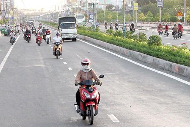 Khơi thông cửa ngõ Đồng bằng sông Cửu Long - ảnh 1