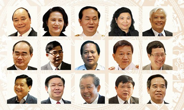 Hôm nay bầu Bộ chính trị, Tổng bí thư khoá mới - ảnh 1
