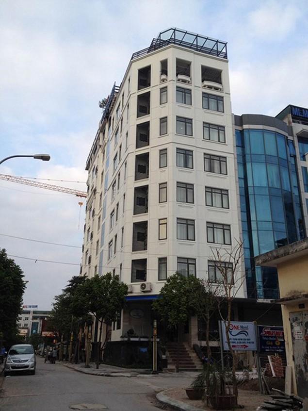Vi phạm trật tự xây dựng ở Hà Nội: Nhiều 'con voi chui lọt lỗ kim' - ảnh 1