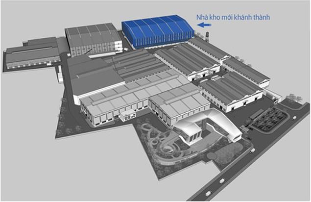 Khánh thành giai đoạn 1 dự án trăm tỉ của nhựa Long Thành - ảnh 1