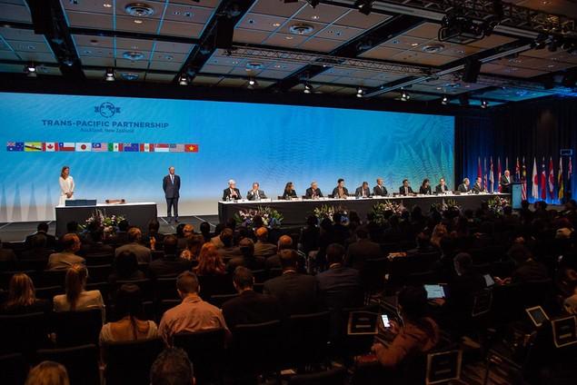Hiệp định TPP chính thức được ký kết - ảnh 1