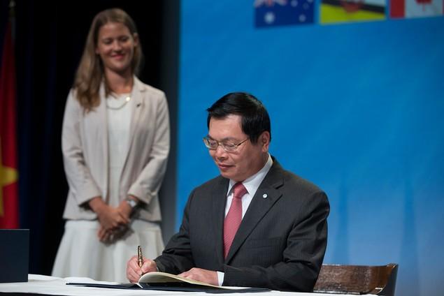 Hiệp định TPP chính thức được ký kết - ảnh 2