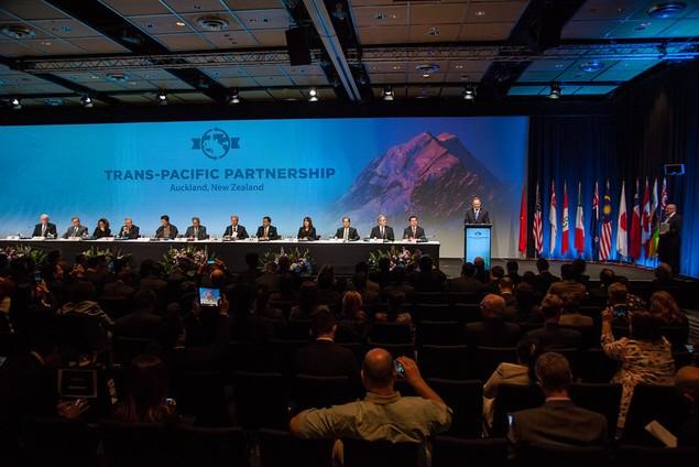 Hiệp định TPP chính thức được ký kết - ảnh 5