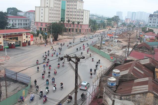 """Hà Nội: 4 công trình giao thông """"khủng"""" được mong đợi nhất năm 2016 - ảnh 1"""