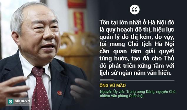 Những kỳ vọng vào Chủ tịch Hà Nội Nguyễn Đức Chung trong năm 2016 - ảnh 1