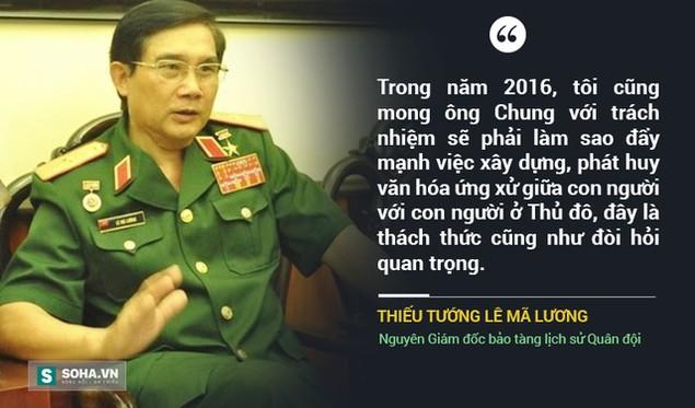 Những kỳ vọng vào Chủ tịch Hà Nội Nguyễn Đức Chung trong năm 2016 - ảnh 2