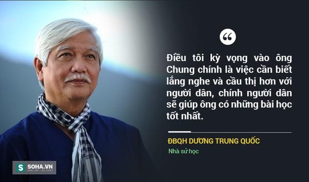 Những kỳ vọng vào Chủ tịch Hà Nội Nguyễn Đức Chung trong năm 2016 - ảnh 3