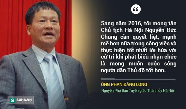 Những kỳ vọng vào Chủ tịch Hà Nội Nguyễn Đức Chung trong năm 2016 - ảnh 4