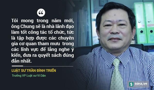 Những kỳ vọng vào Chủ tịch Hà Nội Nguyễn Đức Chung trong năm 2016 - ảnh 5