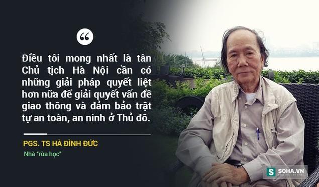Những kỳ vọng vào Chủ tịch Hà Nội Nguyễn Đức Chung trong năm 2016 - ảnh 6