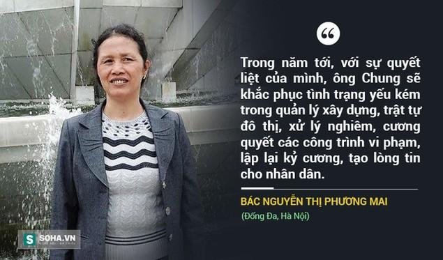 Những kỳ vọng vào Chủ tịch Hà Nội Nguyễn Đức Chung trong năm 2016 - ảnh 8