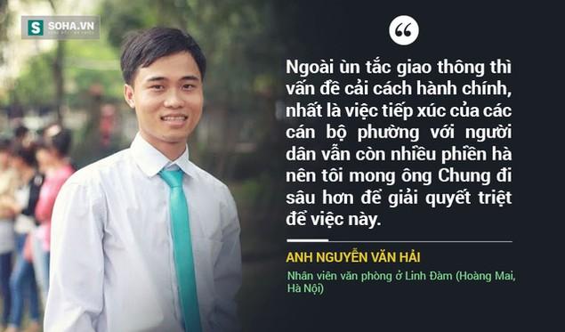 Những kỳ vọng vào Chủ tịch Hà Nội Nguyễn Đức Chung trong năm 2016 - ảnh 9