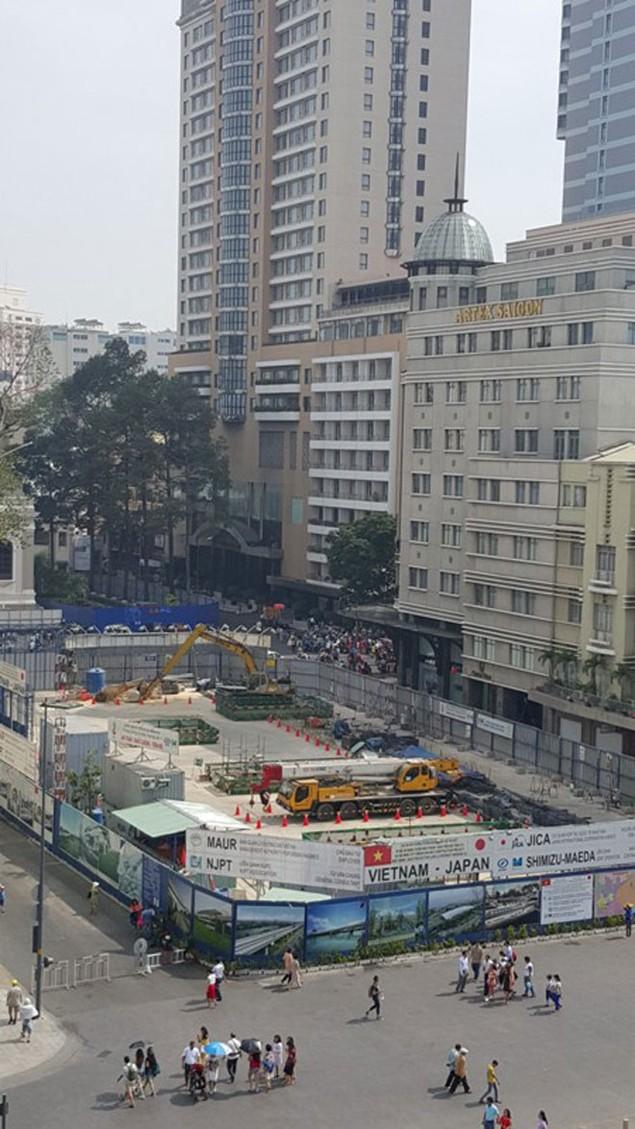 Nhìn lại tiến độ siêu dự án metro số 1 Bến Thành - Suối Tiên - ảnh 4