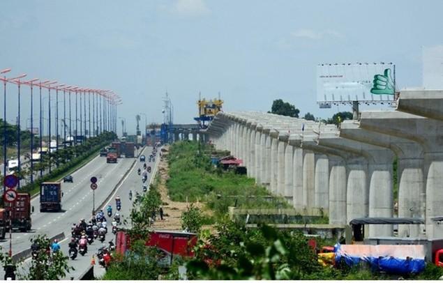 Nhìn lại tiến độ siêu dự án metro số 1 Bến Thành - Suối Tiên - ảnh 5