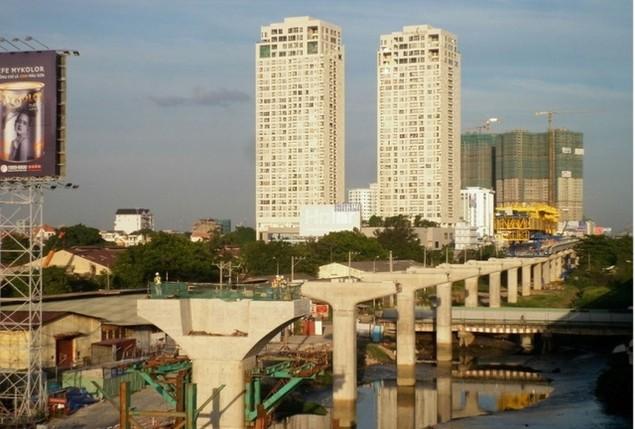 Nhìn lại tiến độ siêu dự án metro số 1 Bến Thành - Suối Tiên - ảnh 8