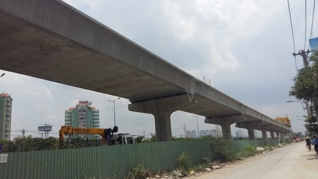Nhìn lại tiến độ siêu dự án metro số 1 Bến Thành - Suối Tiên - ảnh 9