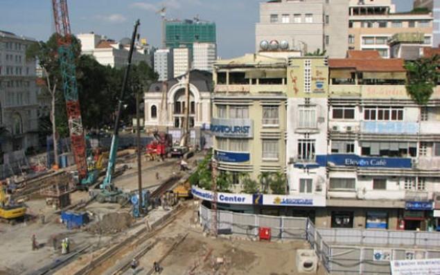 Nhìn lại tiến độ siêu dự án metro số 1 Bến Thành - Suối Tiên - ảnh 10