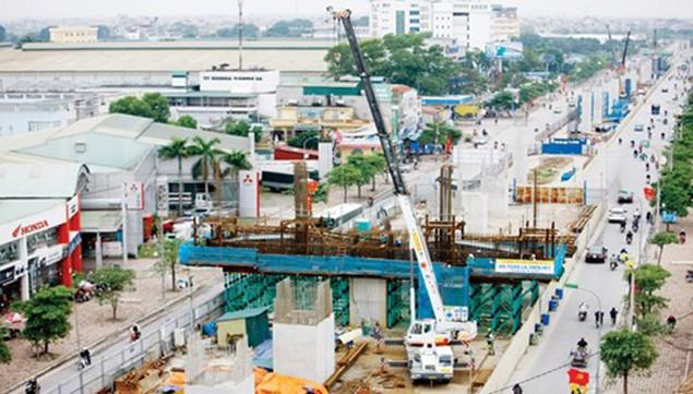 Ðường sắt đô thị: Cấp thiết cho giao thông Thủ đô - ảnh 1