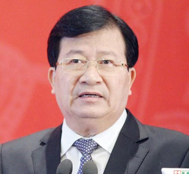 Bộ trưởng Bộ Xây dựng Trịnh Đình Dũng: Chủ động dự báo trước các kịch bản thị trường - ảnh 1
