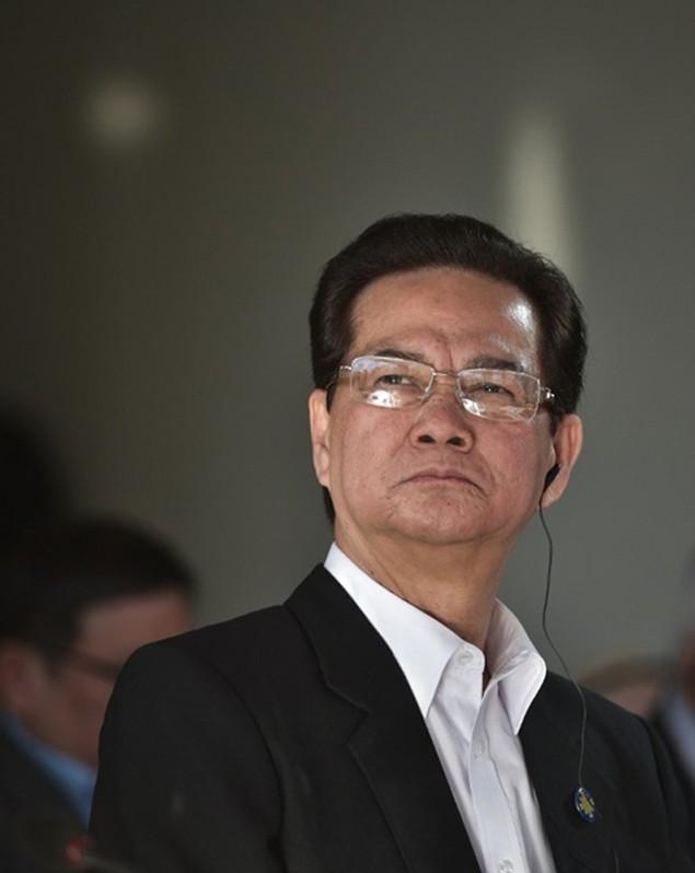 Thủ tướng Nguyễn Tấn Dũng tại hội nghị Mỹ - ASEAN - ảnh 4