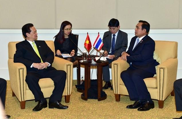 Thủ tướng Nguyễn Tấn Dũng tại hội nghị Mỹ - ASEAN - ảnh 6