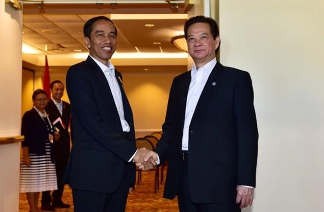 Thủ tướng Nguyễn Tấn Dũng tại hội nghị Mỹ - ASEAN - ảnh 7