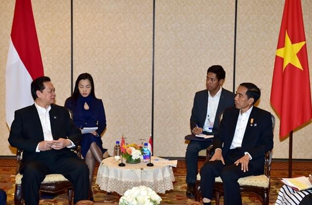 Thủ tướng Nguyễn Tấn Dũng tại hội nghị Mỹ - ASEAN - ảnh 8