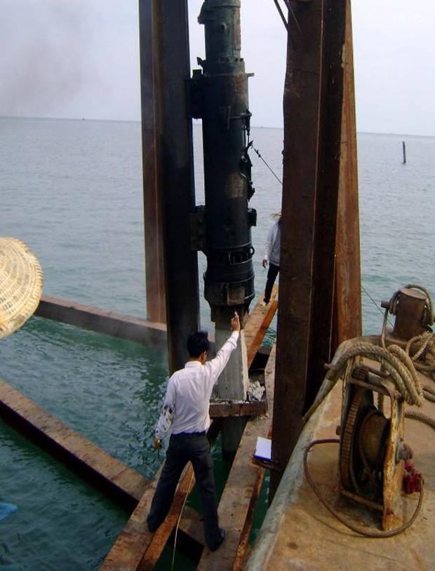 Nhiều thiếu sót tại Dự án Khu neo đậu tránh trú bão cho tàu cá đảo Hòn Tre - ảnh 1