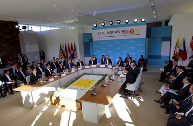 Obama: Mỹ - ASEAN có thể thúc đẩy tầm nhìn chung về tranh chấp biển - ảnh 2